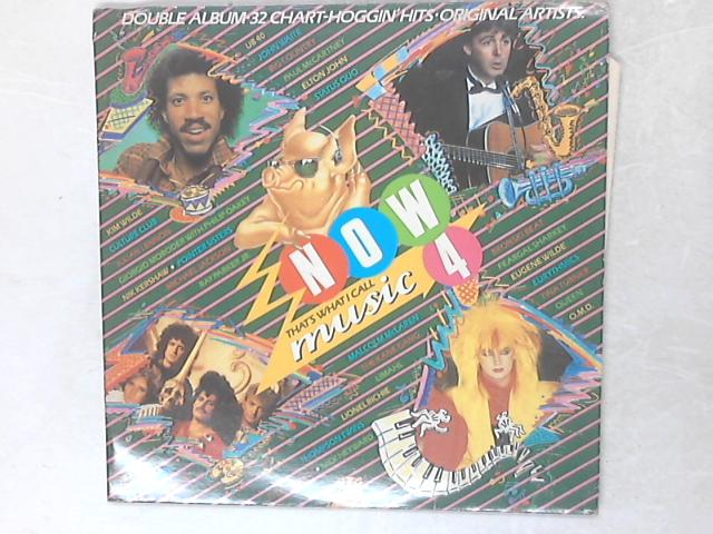 Now That's What I Call Music 4 2xLP Gatefold By Various
