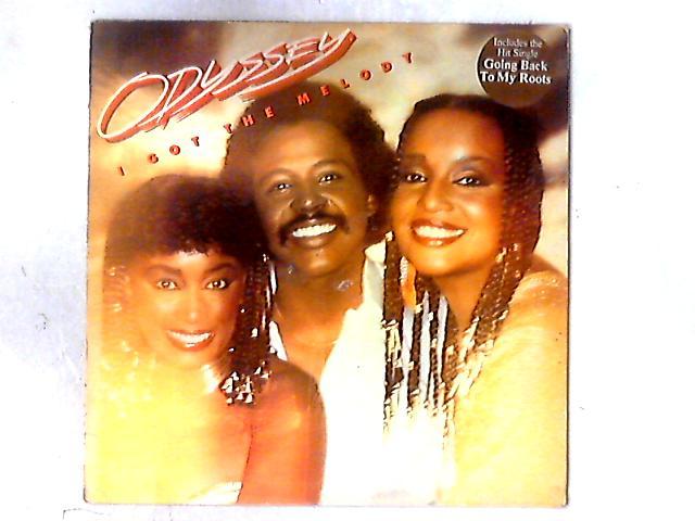 I Got The Melody LP By Odyssey (2)