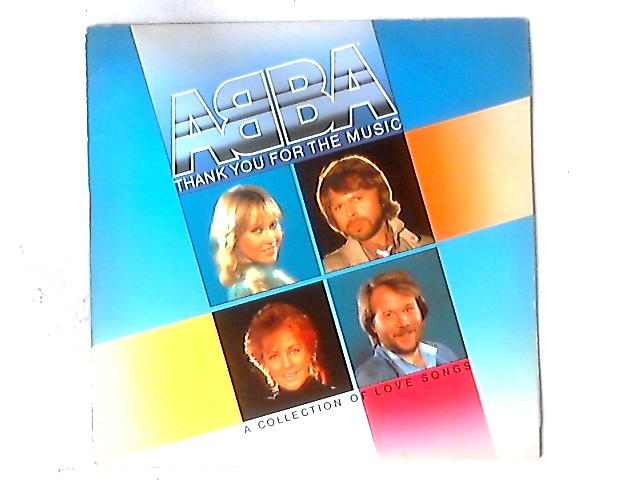 Thank You For The Music LP By ABBA