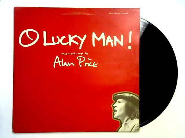 O Lucky Man The Original Soundtrack Lp 1st By Alan