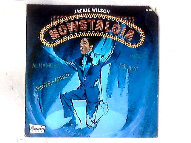 Nowstalgia LP by Jackie Wilson