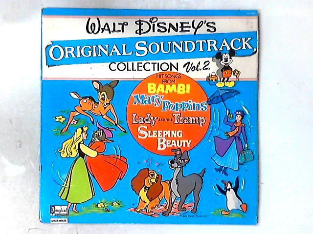 Walt Disney's Original Soundtrack Collection Vol. 2 LP COMP By Various