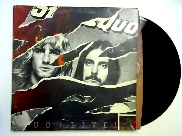 Live 2LP By Status Quo