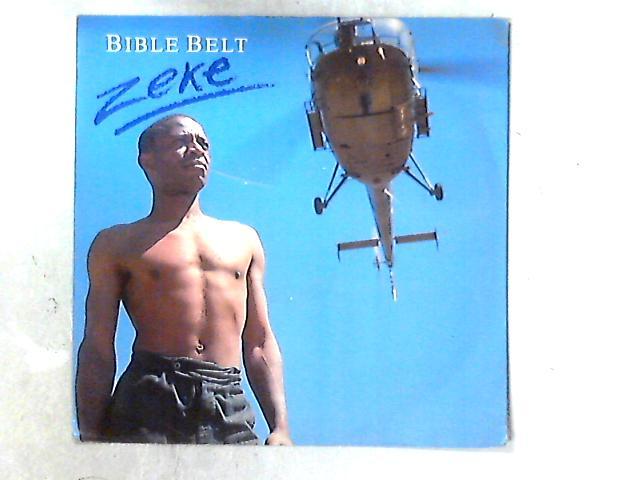 Bible Belt 12in By Zeke Manyika