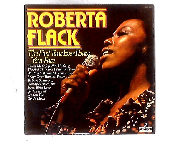 The First Time Ever I Saw Your Face LP By Roberta Flack