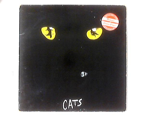 Cats LP By Andrew Lloyd Webber