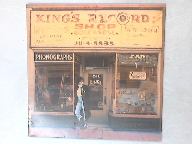 King's Record Shop Gatefold LP By Rosanne Cash