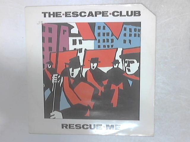 Rescue Me 12in Single By The Escape Club
