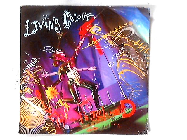 Love Rears Its Ugly Head 12in By Living Colour