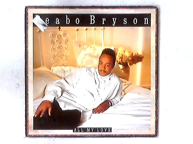 All My Love LP By Peabo Bryson