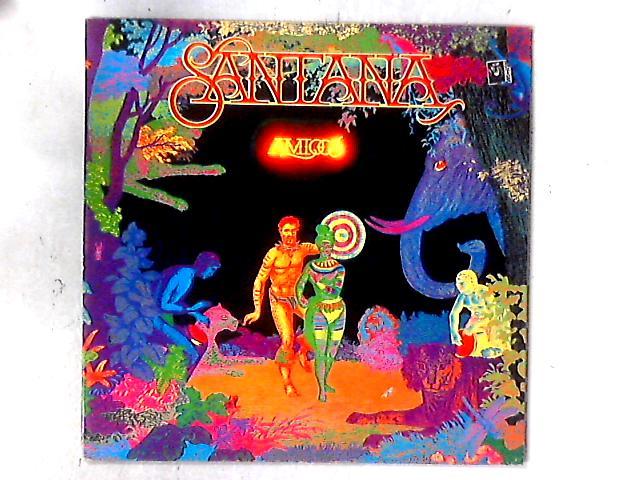 Amigos LP By Santana