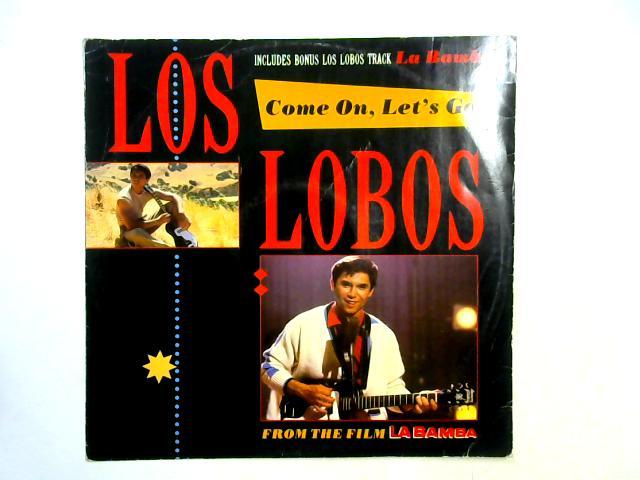 Come On, Let's Go 12in By Los Lobos