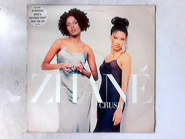 Crush 12in By Zhan 233 Vinyl Used Good