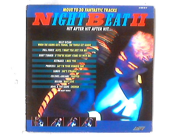 Night Beat II 2xLP COMP By Various