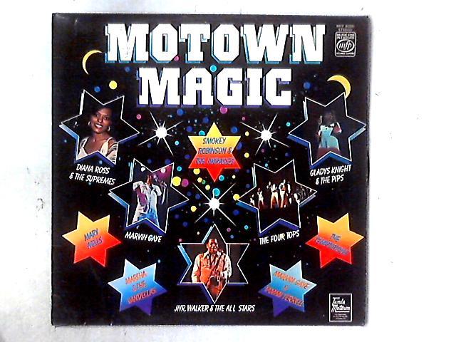 Motown Magic LP COMP By Various