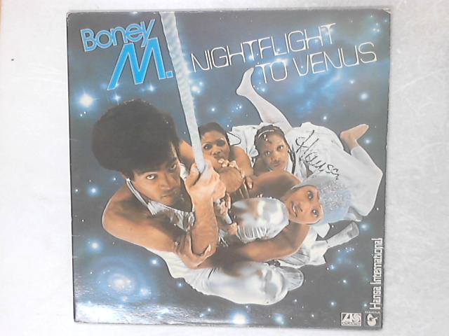 Nightflight To Venus Gatefold LP By Boney M.