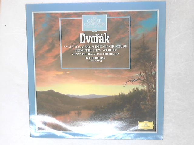 "Symphony No. 9 In E Minor, Op. 95 ""From The New World"" LP By Antonín Dvo?ák"