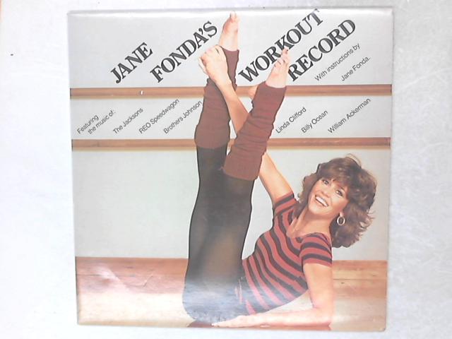 Jane Fonda's Workout Record 2xLP By Various