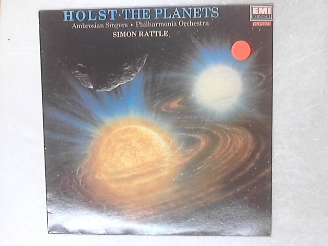 The Planets, OP.32 LP By Gustav Holst