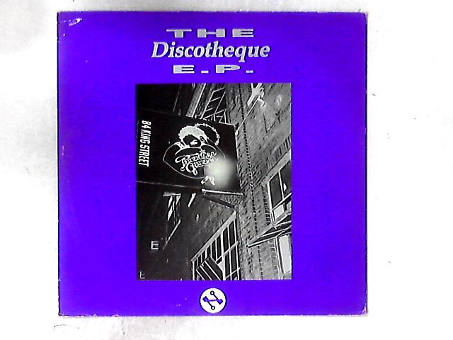 Discotheque E.P. 12in By Various