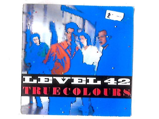 True Colours LP By Level 42