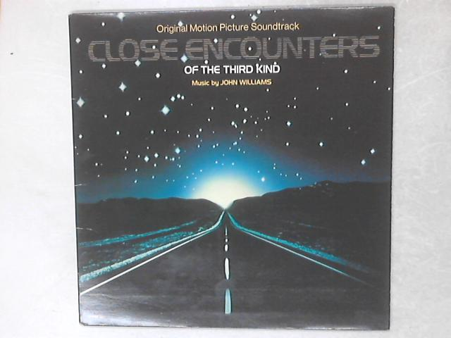 Close Encounters Of The Third Kind (Original Motion Picture Soundtrack) Gatefold LP by John Williams
