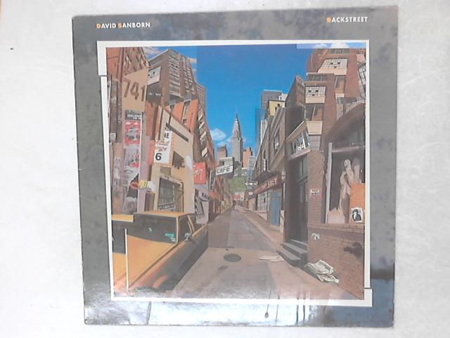 Backstreet LP By David Sanborn