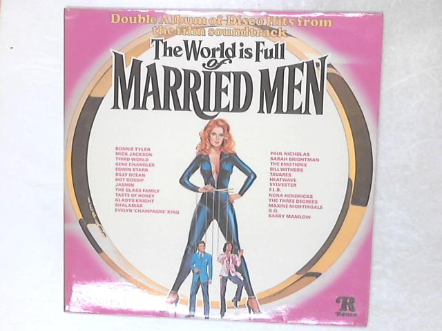The World Is Full Of Married Men 2xLP Gatefold By Various