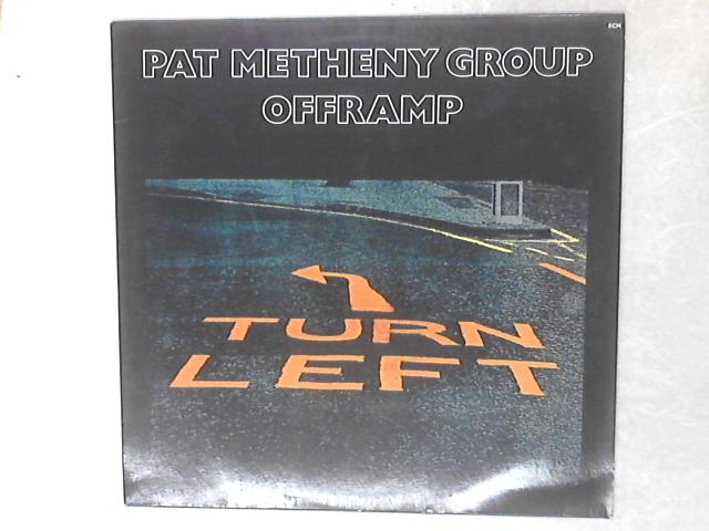 Offramp LP By Pat Metheny Group