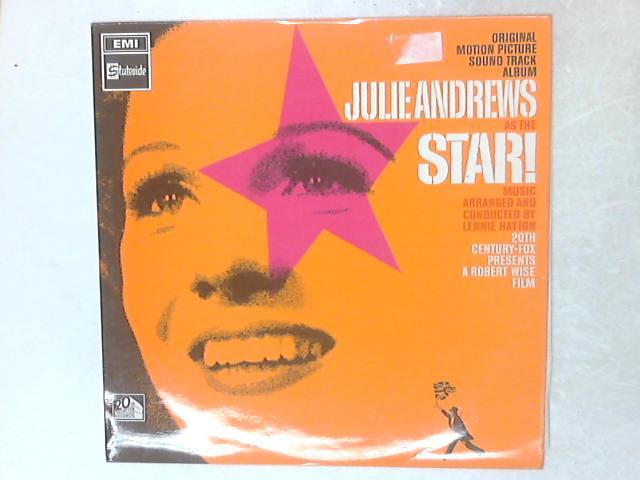 Star! LP by Julie Andrews