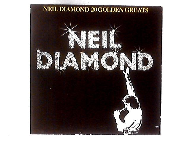 20 Golden Greats LP COMP by Neil Diamond