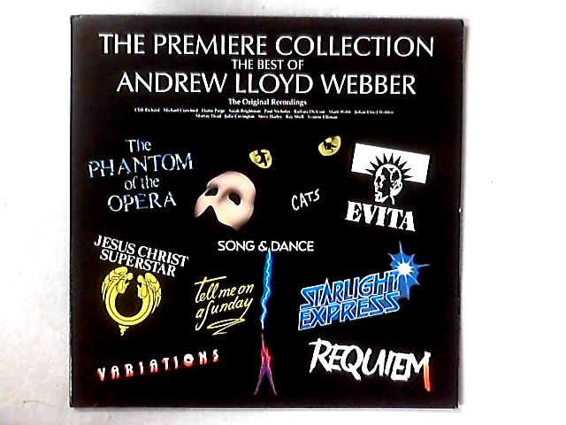 The Premiere Collection - The Best Of Andrew Lloyd Webber LP by Various