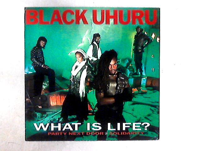What Is Life? LP by Black Uhuru