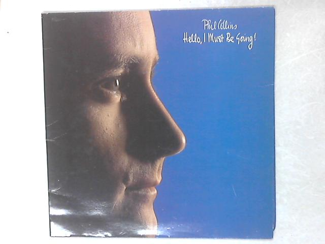 Hello, I Must Be Going! Gatefold LP By Phil Collins
