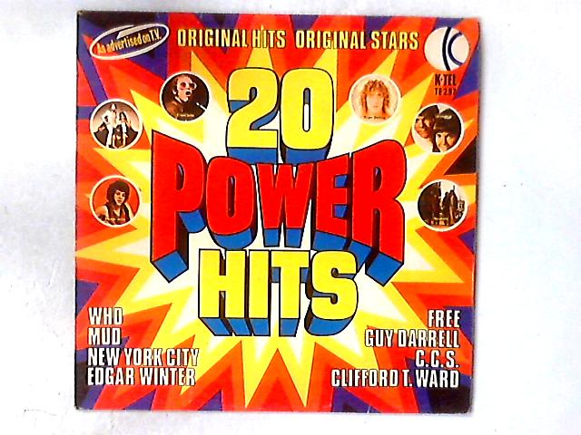 20 Power Hits LP COMP By Various