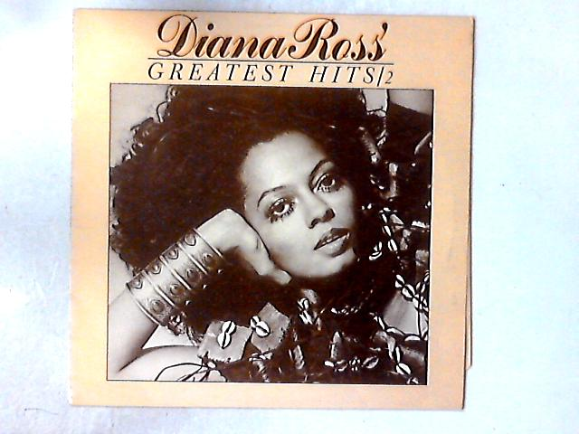 Diana Ross' Greatest Hits / 2 LP COMP By Diana Ross
