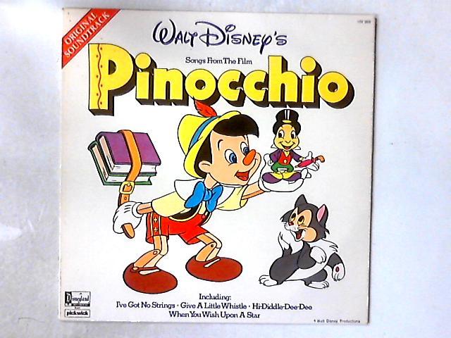 Pinocchio LP by Unknown Artist