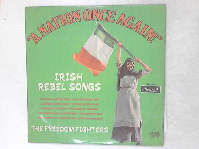 A Nation Once Again LP By The Freedom Fighters