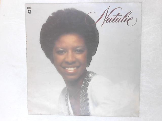 Natalie LP By Natalie Cole