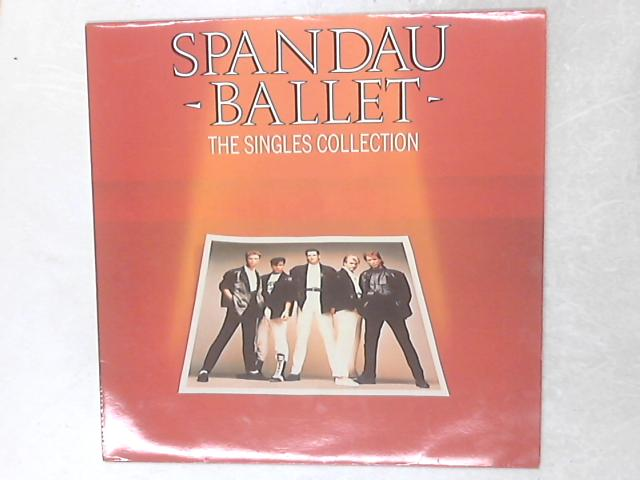 The Singles Collection LP By Spandau Ballet