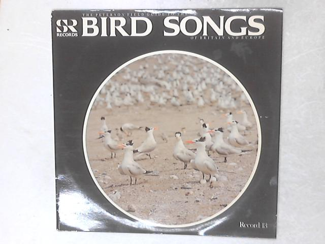 The Peterson Field Guide To The Bird Songs Of Britain And Europe, Record 13 LP by Sture Palmér