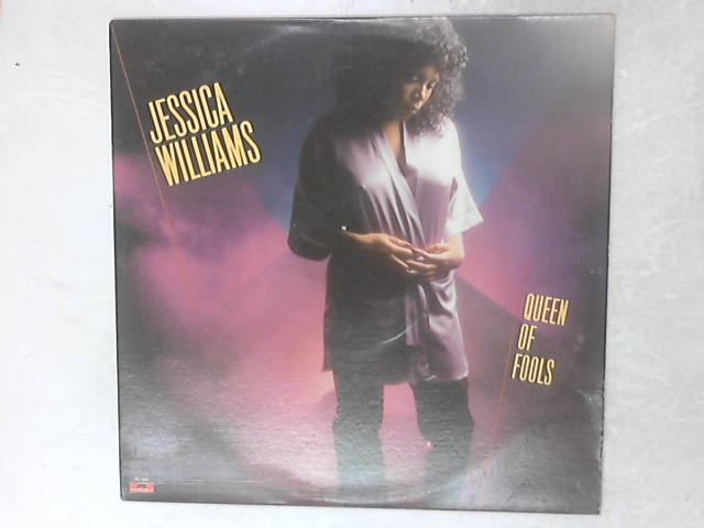 Queen Of Fools LP by Jessica Williams