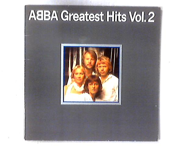 Greatest Hits Vol. 2 LP COMP by ABBA