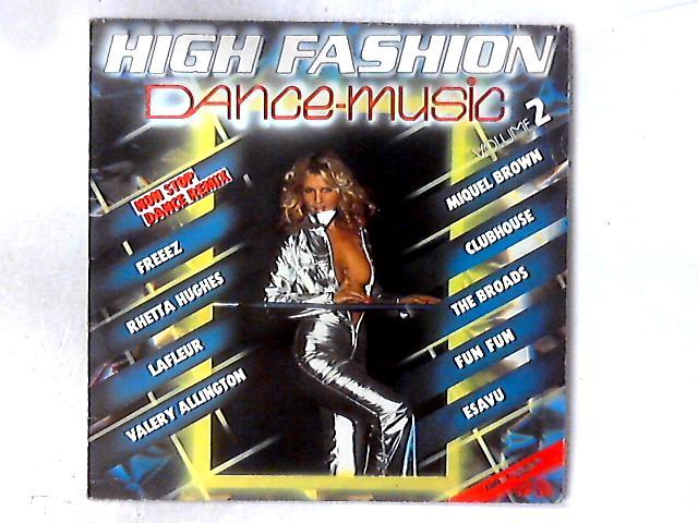 High Fashion Dance-Music - Volume 2 (Non Stop Dance Remix) LP COMP By Various