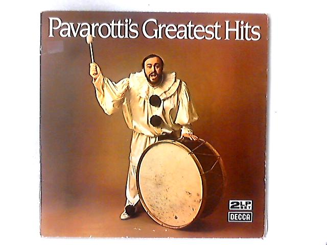 Pavarotti's Greatest Hits 2xLP COMP by Luciano Pavarotti