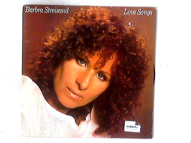 Love Songs LP by Barbra Streisand