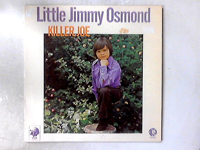 Killer Joe LP by Little Jimmy Osmond