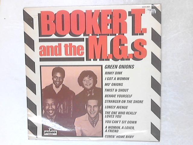 Booker T. And The M.G.s LP by Booker T & The MG's