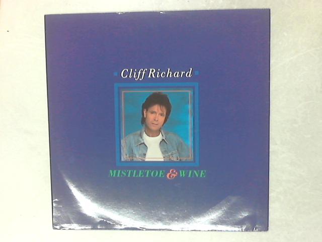 Mistletoe & Wine 12in Single By Cliff Richard