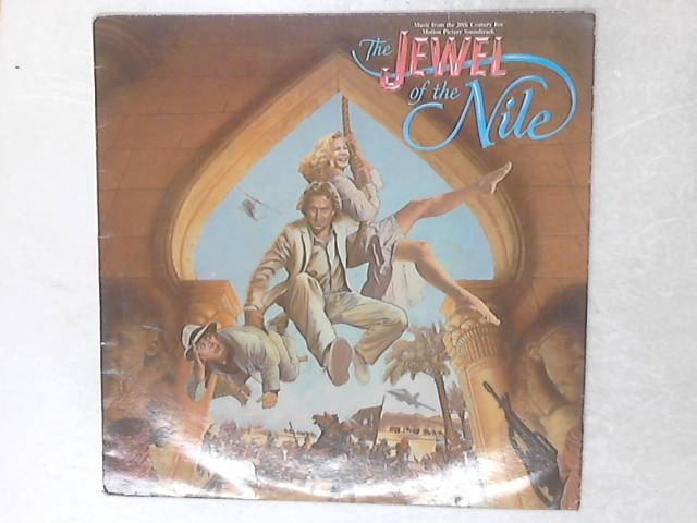 The Jewel Of The Nile: Music From The 20th Century Fox Motion Picture Soundtrack LP By Various